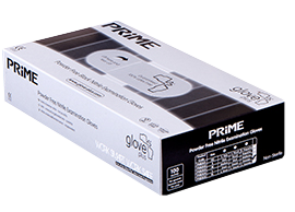 Glove Plus Prime Nitrile Black Packshot